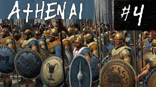Total War Rome 2 : Wrath of Sparta : Athenai 4