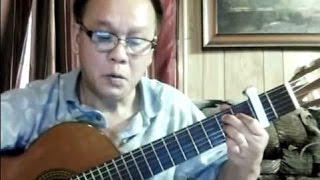 Mưa Chiều Kỷ Niệm (Duy Yên - Quốc Kỳ) - Guitar Cover by Hoàng Bảo Tuấn