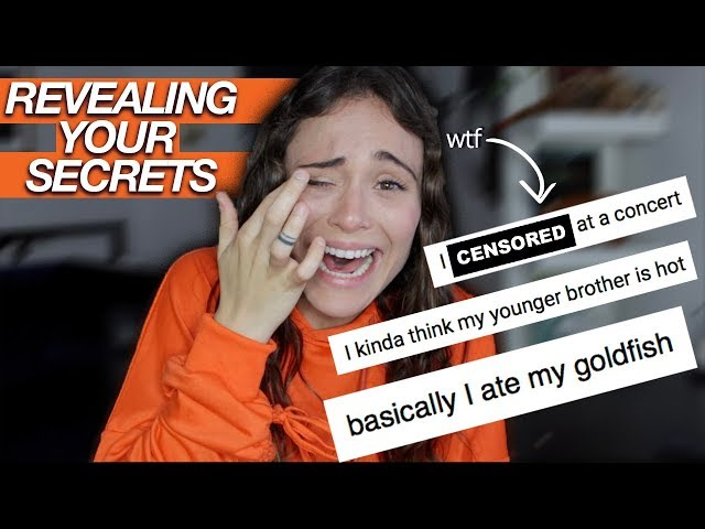 REVEALING YOUR SECRETS 2 | AYYDUBS