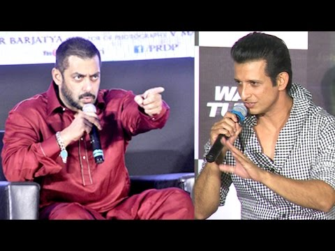 Sharman Joshi's SHOCKING INSULT To Salman Khan In Front Of Media