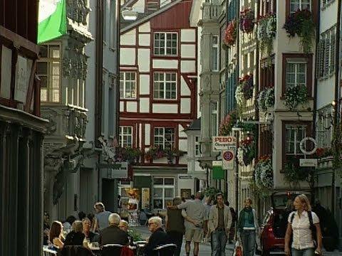 St. Gallen, Switzerland: Burt Wolf Travels & Traditions (#707)
