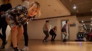 Trouble Maker - Now (Dance Practice)