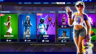 *NEW* FORTNITE ITEM SHOP RIGHT NOW LIVE! .... (July 16th NEW SKINS)