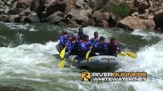 Big Colorado whitewater rafting Siedels Suckhole Browns Canyon on the Arkansas River
