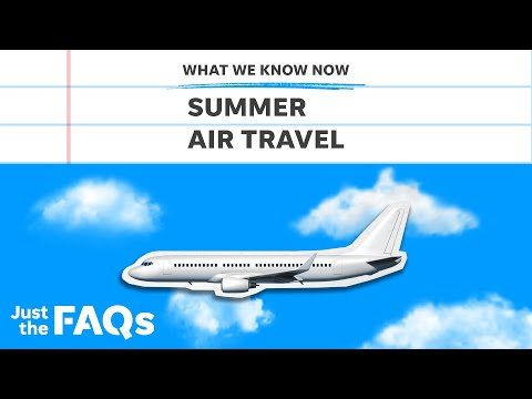 Summer air travel: What to know about cancellations, reimbursements   Just the FAQs