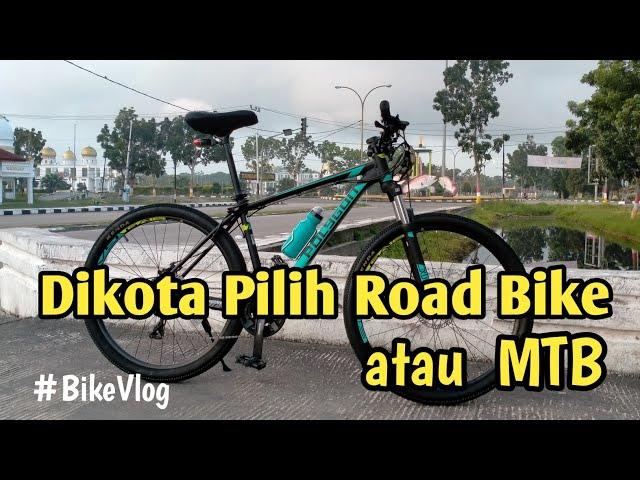Jangan Salah Beli, Pilih Road Bike Atau Mountain Bike ?