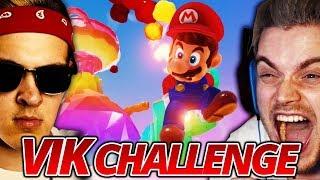 VIK'S HÄRTESTER IMPOSSIBLE JUMP [Super Mario Odyssey Challenge] | Huebi