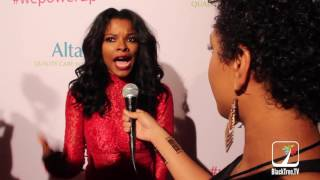 Keesha Sharp talks People vs. Oj