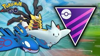 AMAZING MASTER LEAGUE BATTLES by MAGICMARBS | POKEMON GO BATTLE LEAGUE PVP