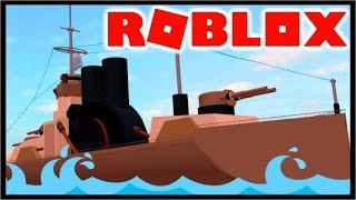 Costruire una nave da battaglia a Roblox! Il magnate della nave da battaglia Roblox