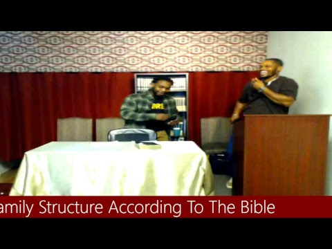 The Family Structure According To The Bible