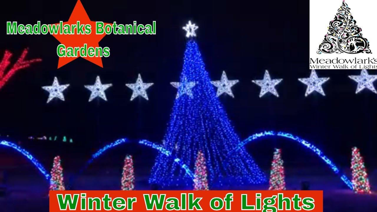 Meadowlark's Winter Walk of Lights 2018