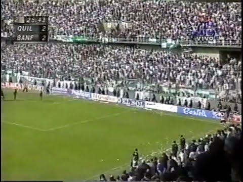 EXCLUSIVO: Ascenso de Banfield 2001 // Quilmes 2 - Banfield 4 (PARTIDO DE VUELTA)