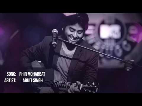 Phir Mohabbat | Arijit Singh Official...