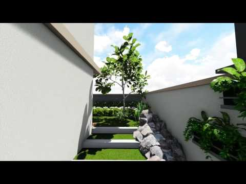 The Terence residence @ The Rafflesia Damansara - A landscape proposal