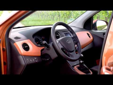 Der neue Hyundai i10 ist ganz schn erwachsen geworden AutoMotoTV Deutsch