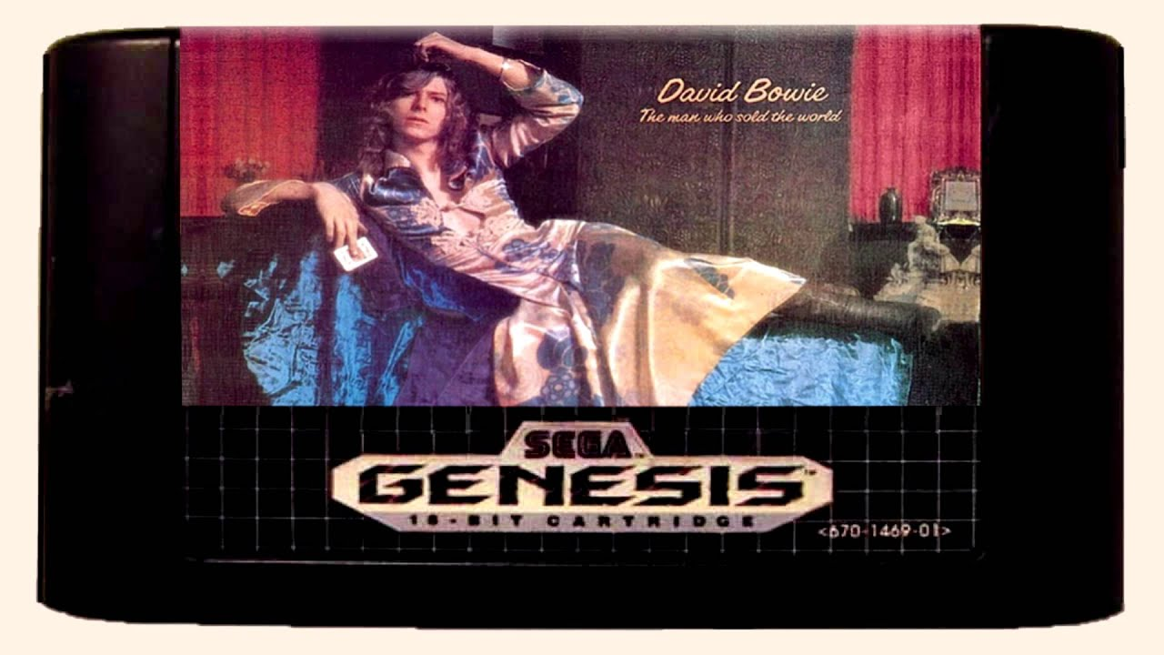 David Bowie - The Man Who Sold The World (Sega Genesis ...