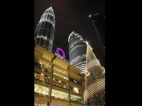 Christmas in Kuala Lumpur (Malaysia)