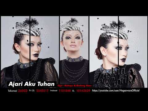 Zaskia Gotik - Ajari Aku Tuhan (Official Audio Video)