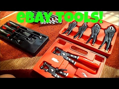 Should you buy ebay tools? - My thoughts