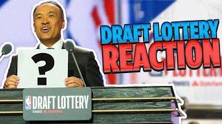 2020 NBA DRAFT LOTTERY LIVE REACTION
