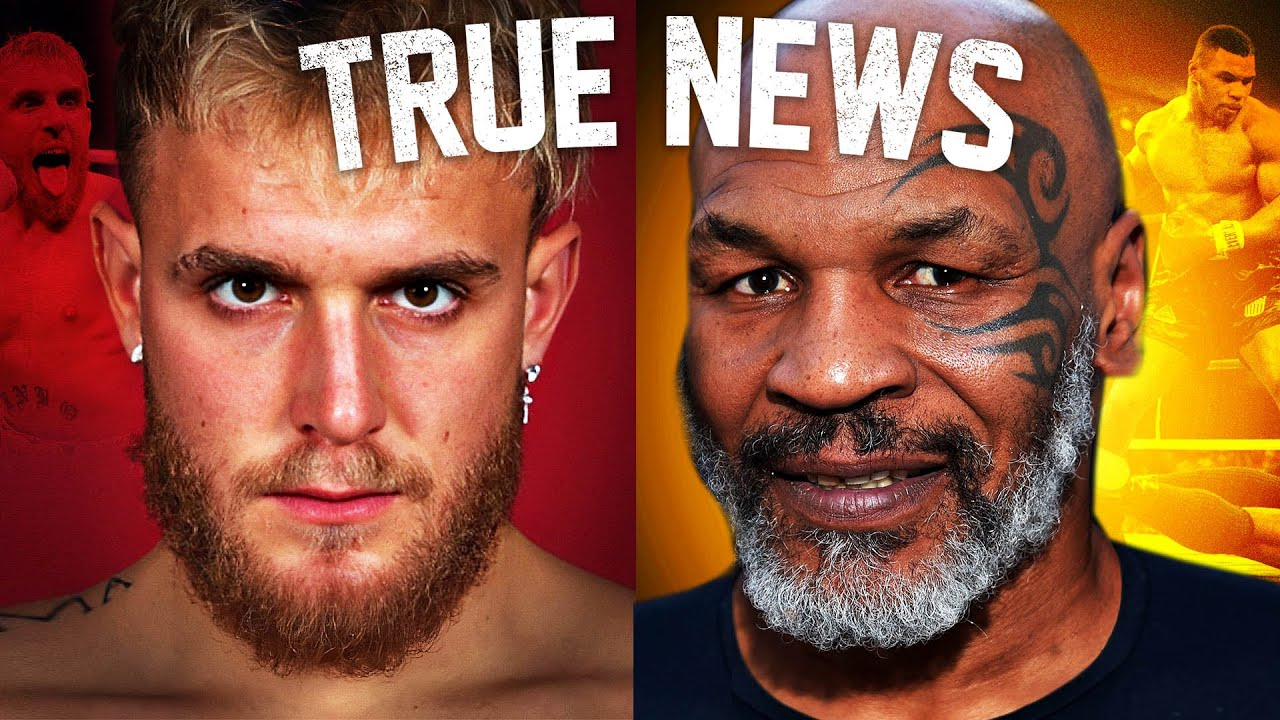 MIKE TYSON & JAKE PAUL FIGHTING ON SAME CARD!