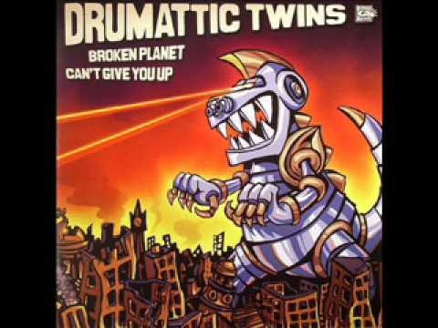 Drumattic Twins - Can't Give You Up