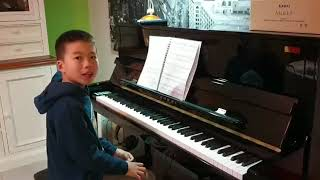 Frederix plays Sonatina and Guige