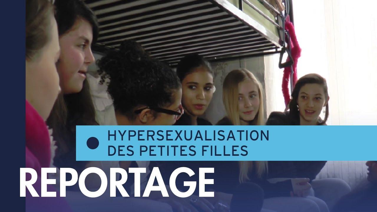 Hypersexualisation des fillettes reportage