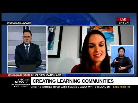 Digital education   About the Ikholo mobile App