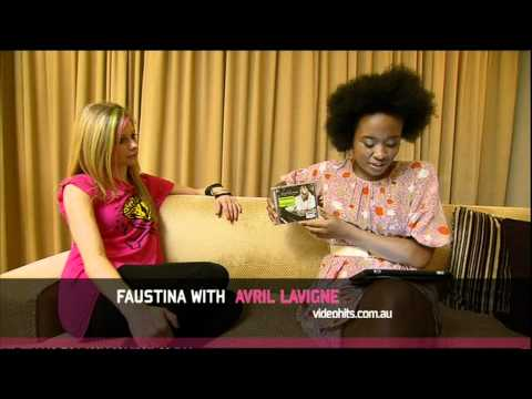 Avril Lavigne Video Hits interview (2011-04-16)