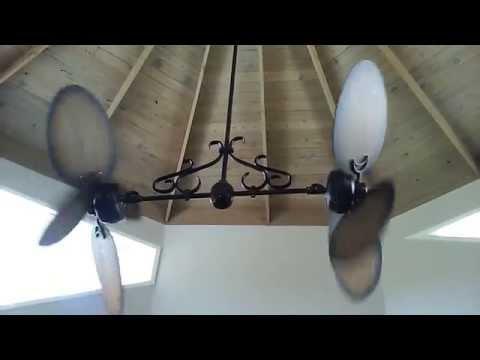 Twin Star Ii Dual Ceiling Fan
