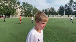 Виз 1 -Урал оранжевые 1 тайм 1 часть