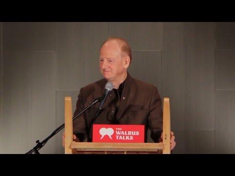 Nunavut Has the Right to a University | John Ralston Saul | Walrus Talks