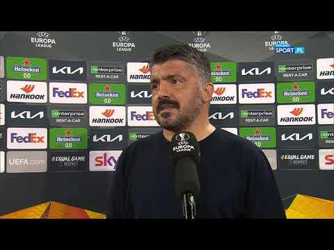 Trener Napoli pochwalił Piotra Zielińskiego i... wskazał jego problem   Liga Europy