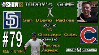 RETRO MODE SOFTBALL FRANCHISE!   MLB The Show 18   Softball Franchise #79