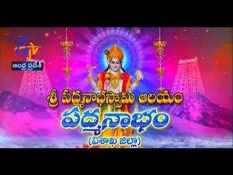 Teerthayatra - Sri Padmanabha Swamy Temple Padmanabham (Visakhapatnam) - తీర్థయాత్ర - 21st June 2014