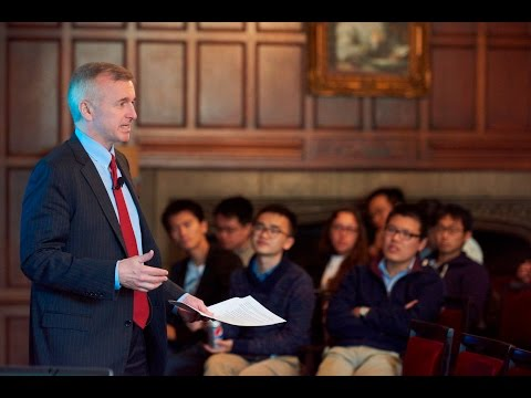 "Tom Christensen: ""The China Challenge: Shaping the Choices of a Rising Power"""