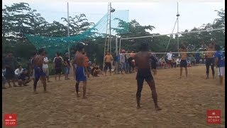 Kèo hẹn Campuchia với Trảng Bom 4 vs 4 (Trận 5)   BÓNG CHUYỀN ĐÓ ĐÂY