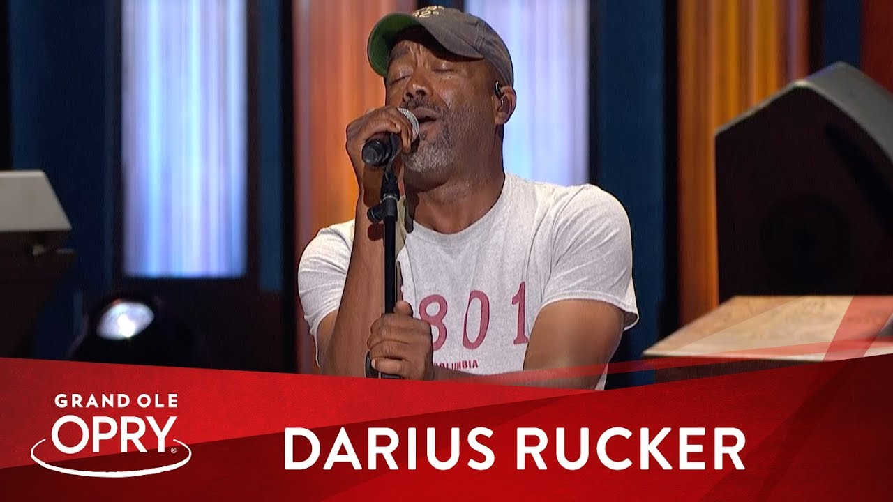 Darius Rucker - Time Marches On