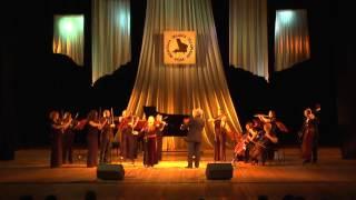 Концерт-БЕНЕФІС заслуженої артистки України - Галини Овсійчук (2016)
