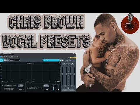 MUST SEE | Ozone 9 Match EQ | Chris Brown Vocal Preset | Mixing Tutorials (EP 28)