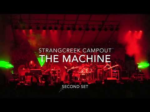 The Machine [  Pink Floyd Tribute Band } set #2 Strangcreek Campout 2018~05~27