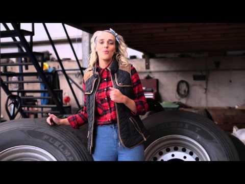 Patricia Maguire    Truck driving woman