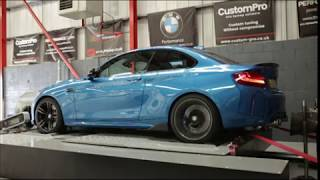 BMW M2 - Richter decat downpipe, Remus cat-back, BMS JB4 and intercooler