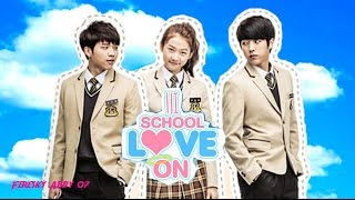 "Hi! School–Love On  ❤ on GMA-7 ""Fool Again"" (MV with lyrics)"