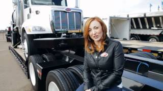 Atlantic Heavy Equipment Show: Peterbilt Atlantic & Rockico Trailers