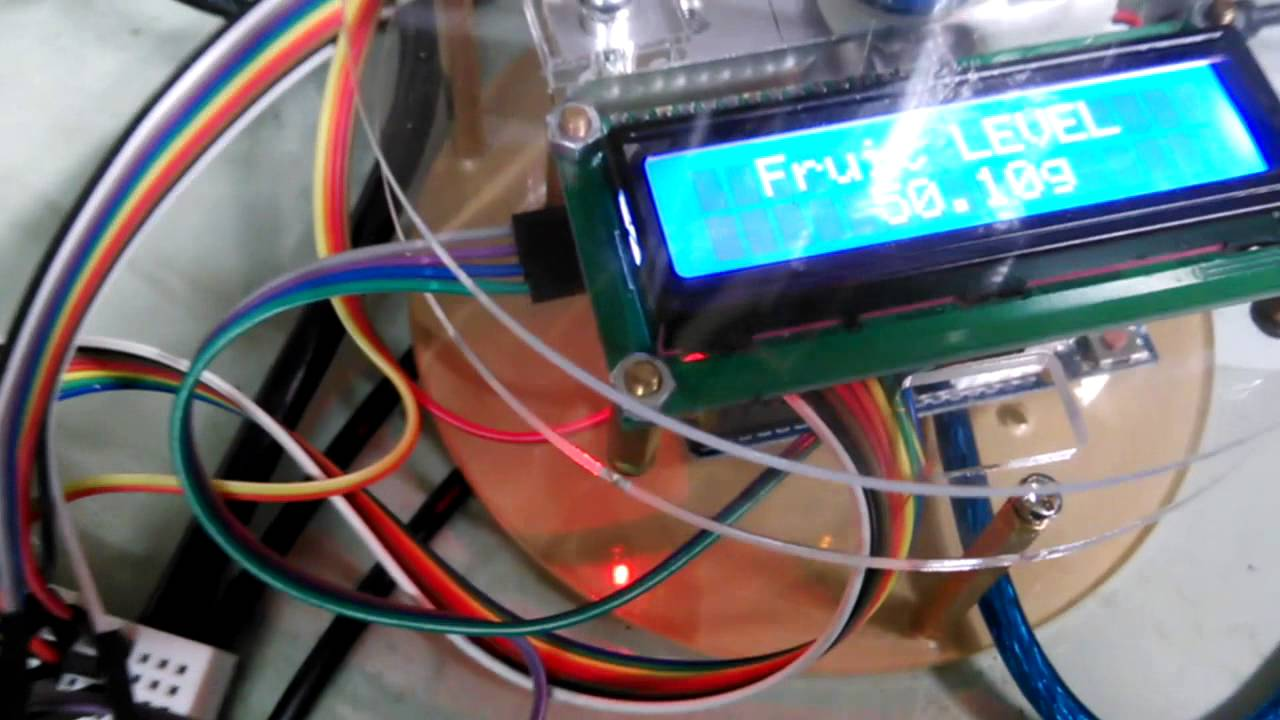 Arduino Load Cell / Scale: 4 Steps - Instructablescom