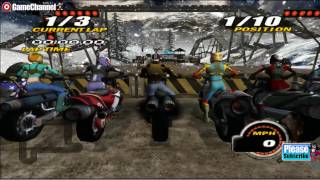 Nitrobike Motorcross Racing Games Nintendo Wii Moto Games Videos Games for Kids - Girls