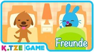 Sago Mini Friends auf Deutsch ❖ Kleinkinder Serie als Spiele App mit Hund